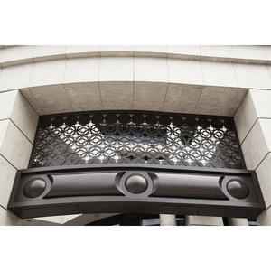 板橋宏和-外牆鑄鋁飾板 - 璟泓工程股份有限公司