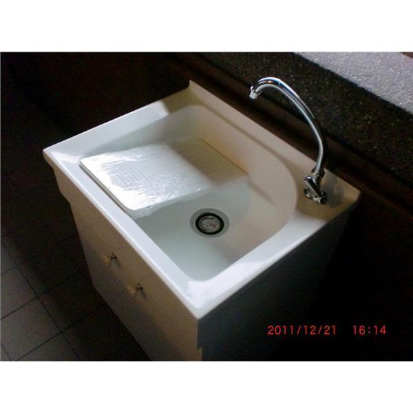 SA60公分洗衣台 寬60公分 深度48公分-益馨企業