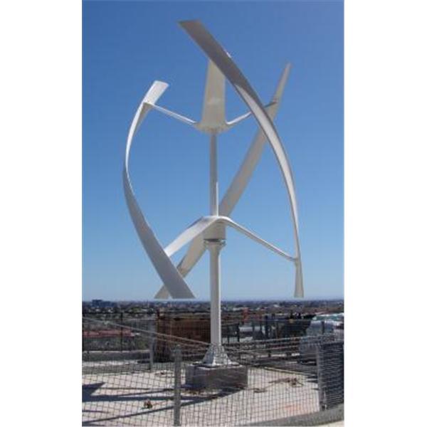 垂直軸風力發電機3200W-東陽能源科技股份有限公司