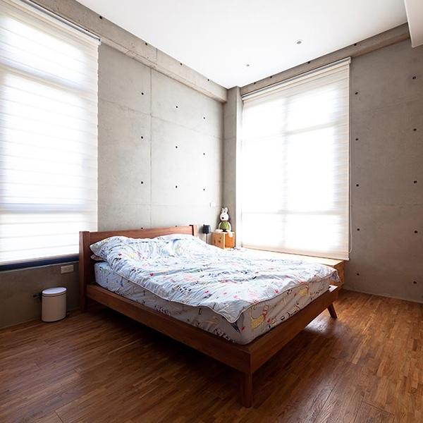 清水混凝土修飾與保護工法  SA工法(室內)-朋柏實業有限公司