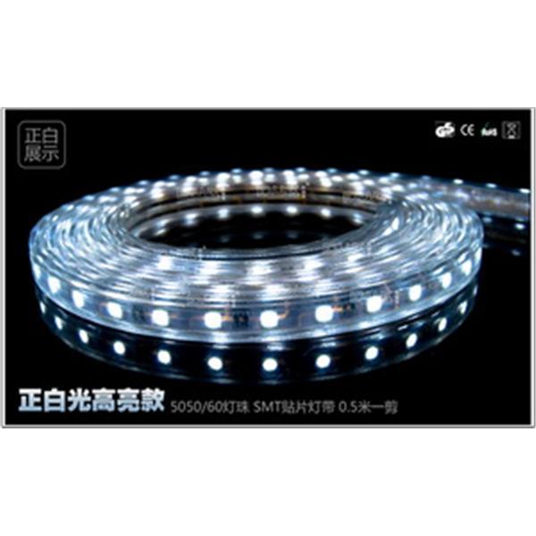 12V5050貼片LED高亮度軟條燈(正白光高亮度款)-全欣裝修工程公司