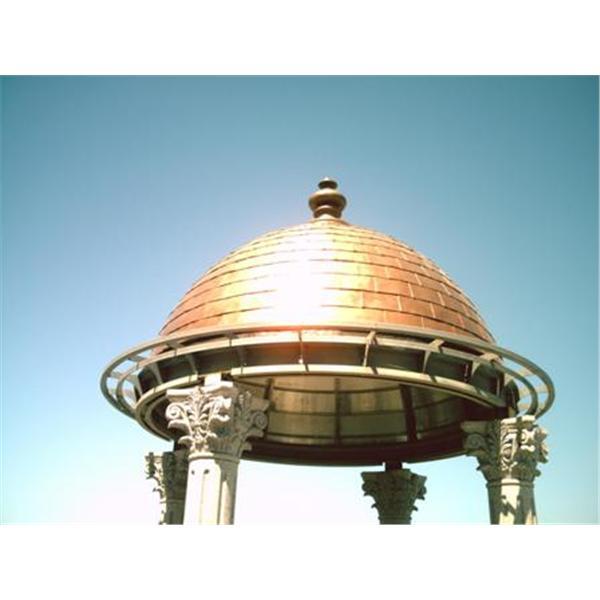 LI-HE 純銅圓頂穹頂系統-里和企業有限公司