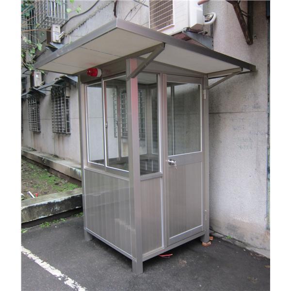 九代興警衛亭G35       中信停車收費亭
