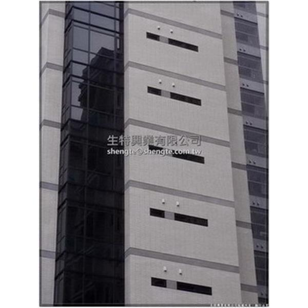 陸江建設三重新建築+建案      F方形防颱旗艦型不銹鋼外氣口