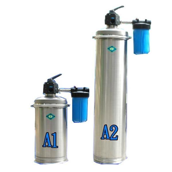 亞洲建築-A2手動逆洗過濾機-良輝科技水電行