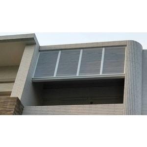 防颱百葉窗 - 人京典系統門窗