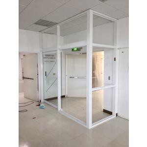 鋁隔間自動門 - 豪品自動門工程有限公司