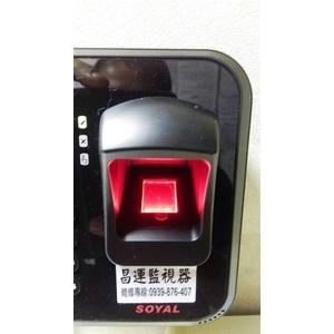 指紋雙頻門禁控制器(液晶顯示) 讀卡機 - 昌運科技有限公司