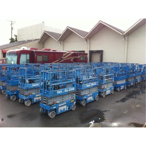 高空作業車-喜德國際貿易有限公司