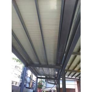 鐵皮屋頂加蓋 - 正鋼工程