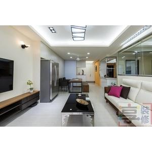 客廳規劃設計 - 我享室內裝修設計有限公司