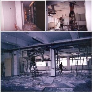 室內裝潢隔間拆除 - 順鑫企業社