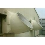 風機專用 45度導風管 - 寶風機械企業股份有限公司