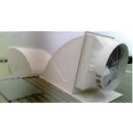 風機專用 三片式風屋基座 - 寶風機械企業股份有限公司