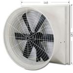 通風54喇叭扇-六葉 - 寶風機械企業股份有限公司