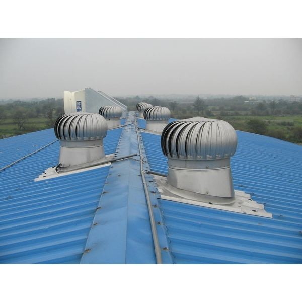 屋頂排風球通風球