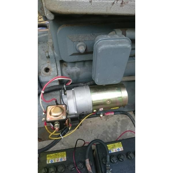 新北市某大瓦斯公司發電機故障更新工程