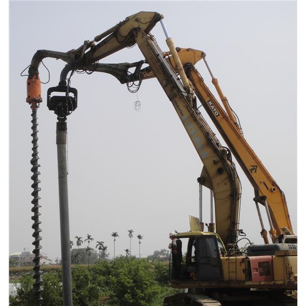 預力基樁鑽掘施工-全一企業行