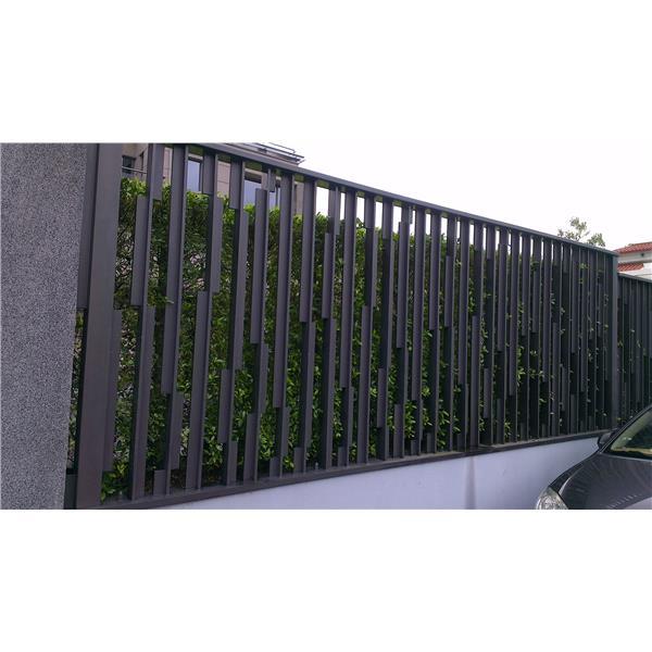 B鑄鋁圍牆欄杆