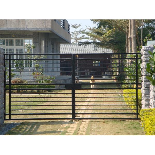 日式庭院大門