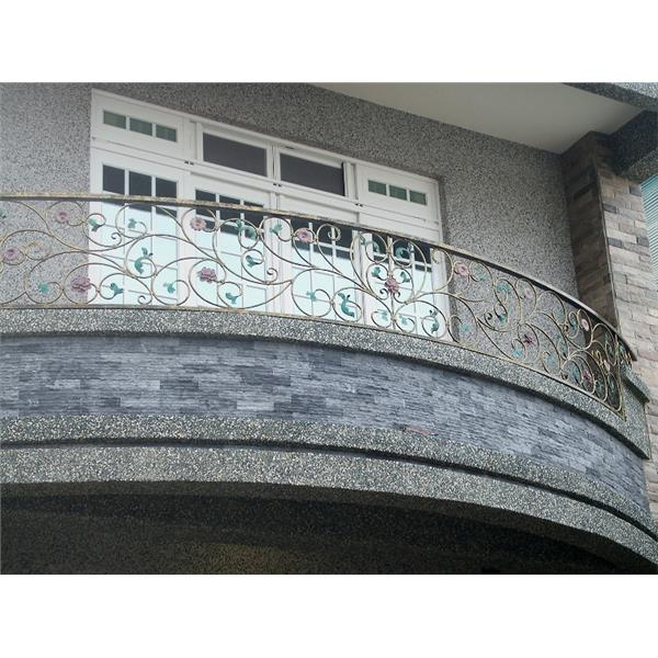 陽台欄杆-鴻慶企業社