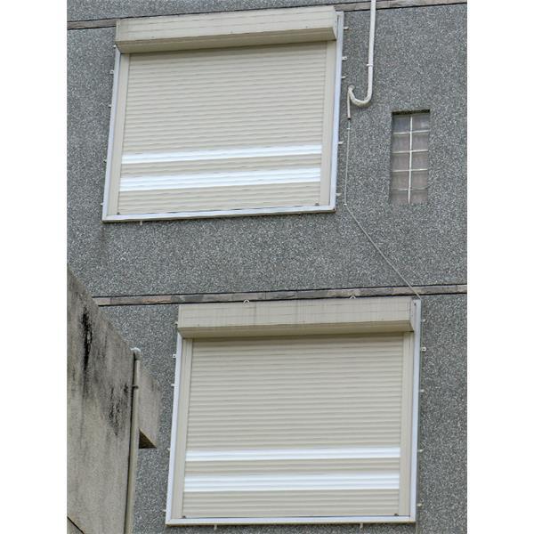 外掛式捲窗