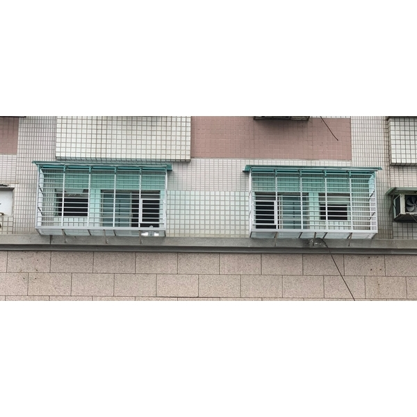基本款防盜窗
