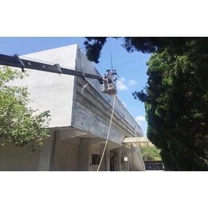 外牆清洗 - 東昇清潔工程有限公司
