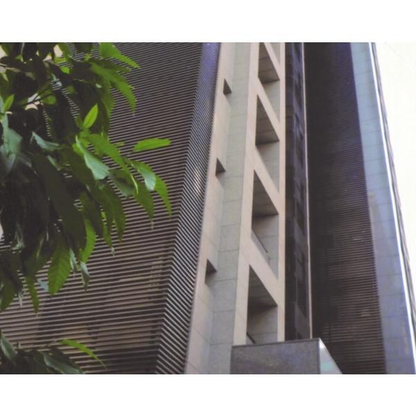 外牆鋁格柵