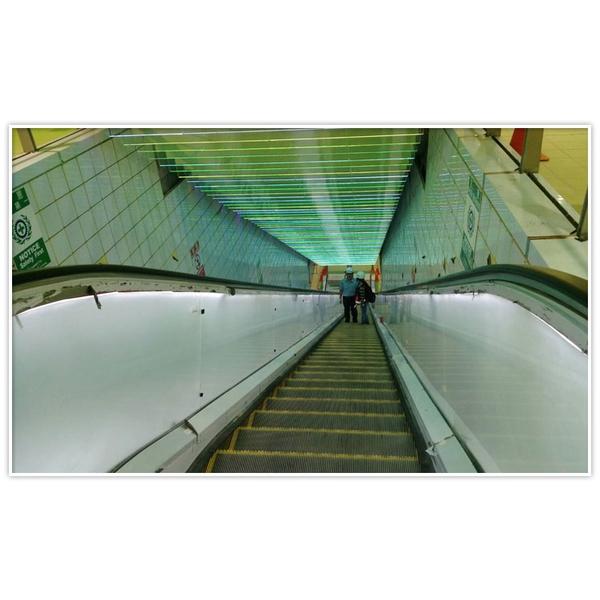 玻璃垂板天花LED照明工程