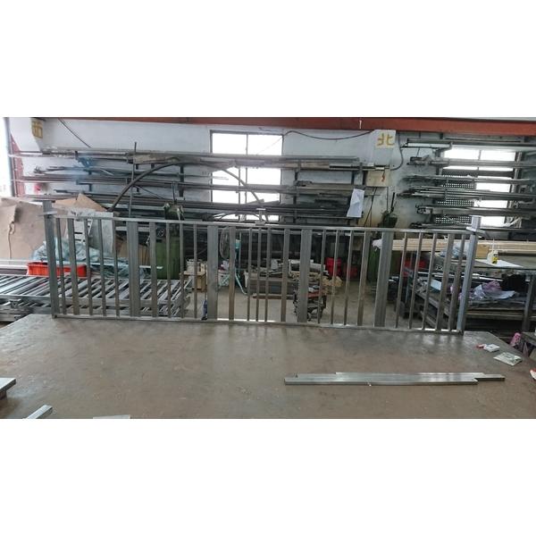 欄杆扶手製作1