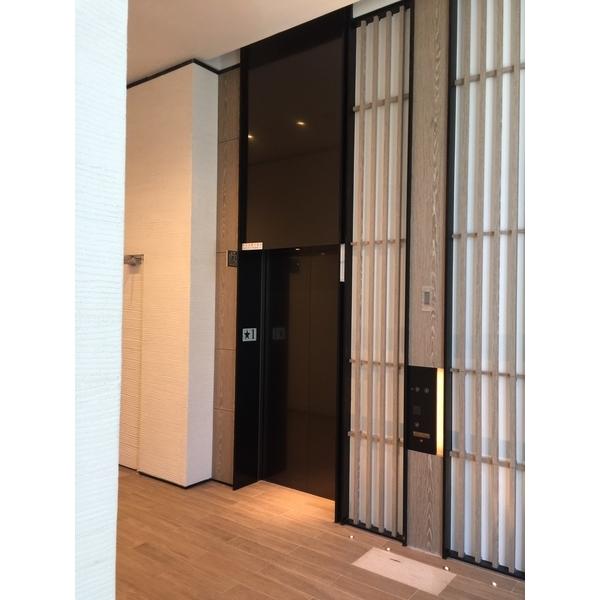 電梯門面包板1