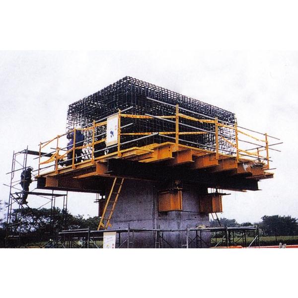高鐵帽樑續接工程
