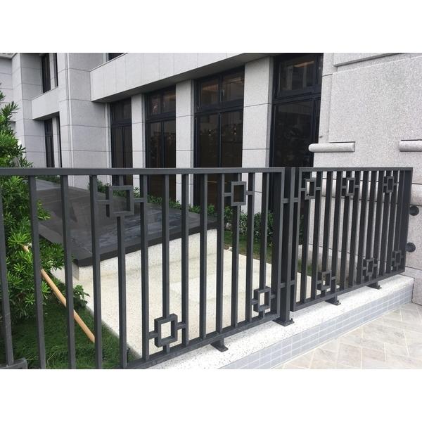 青埔寶徠花園-圍牆欄杆-鴻府金屬工業有限公司