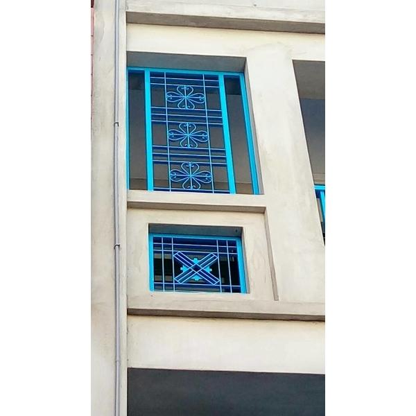 鍛造窗-吉利鐵門鋁門窗玻璃行