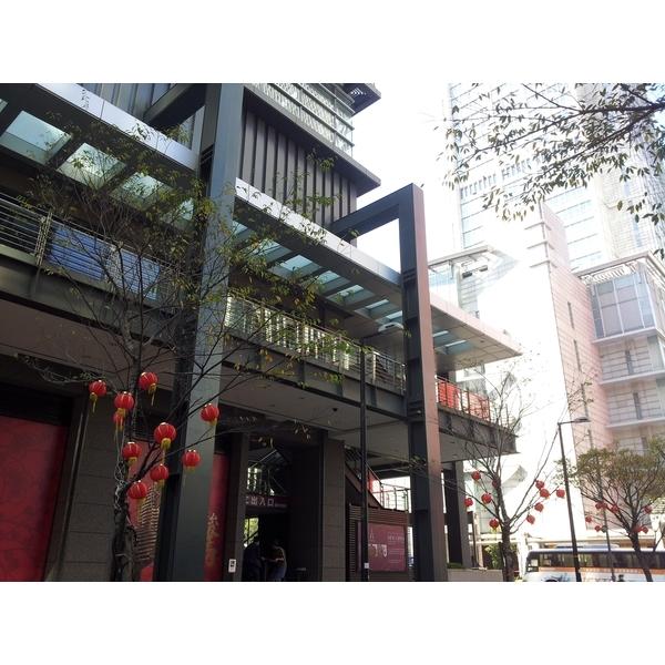 台北新光三越A4大樓鋼構