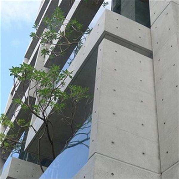 (清水混凝土系統工法)風和建設-無相案 簡學義建築師