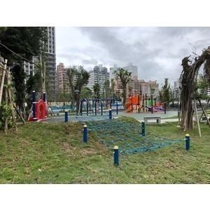 土城延和段公園遊樂設施 - 辰美興業有限公司