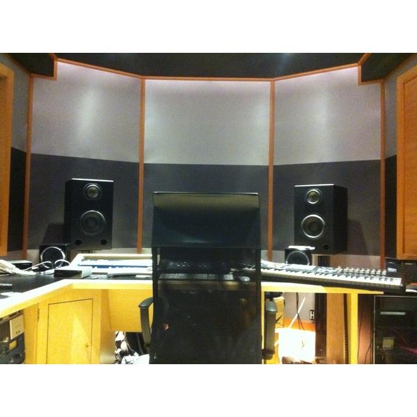 知名樂團錄音室