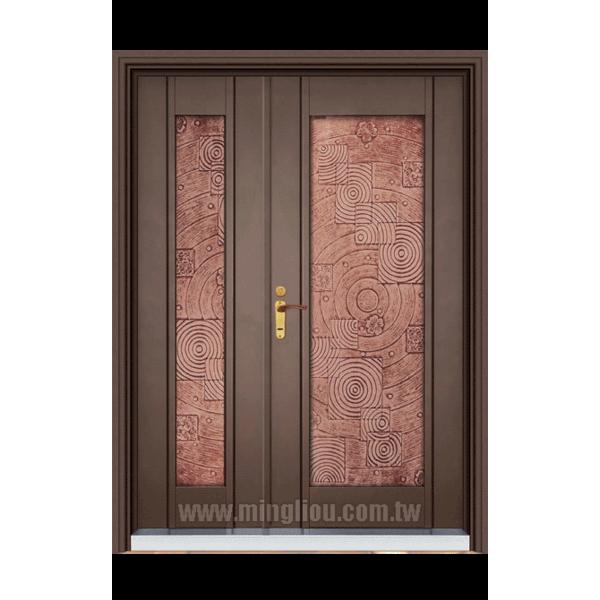 銅雕門-名流建材企業股份有限公司