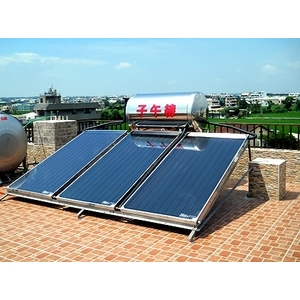 子午線太陽能熱水器 - 永續先進能源股份有限公司