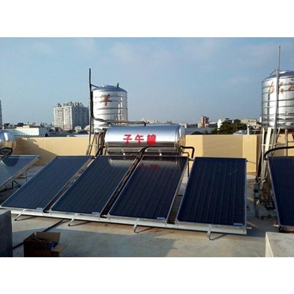 太陽能施工安裝