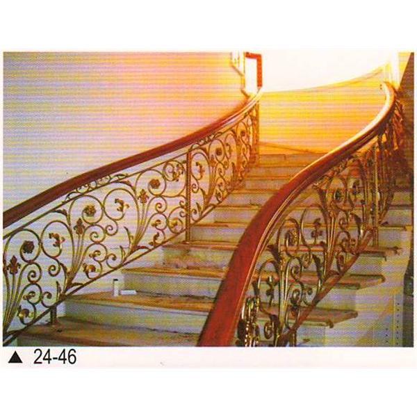 鍛造樓梯欄杆-名泰五金科技有限公司