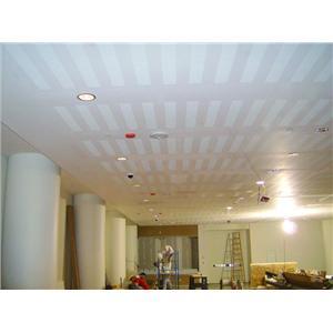 沖孔石膏板工程-波士頓美術館 - 長仕實業有限公司
