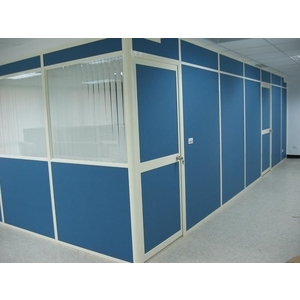 布面隔間 - 優力特裝潢工程有限公司