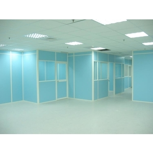 美耐板面隔間 - 優力特裝潢工程有限公司