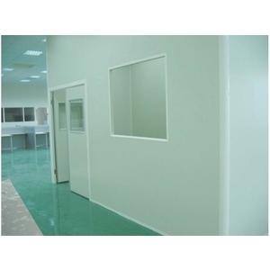 烤漆鋼面庫板隔間 - 優力特裝潢工程有限公司
