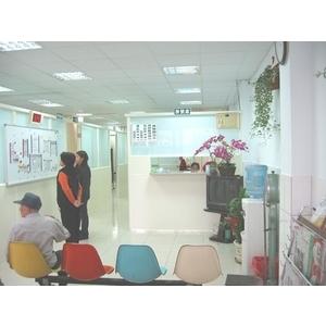 診所櫃檯、候診室 - 優力特裝潢工程有限公司