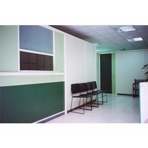診所櫃檯 - 優力特裝潢工程有限公司