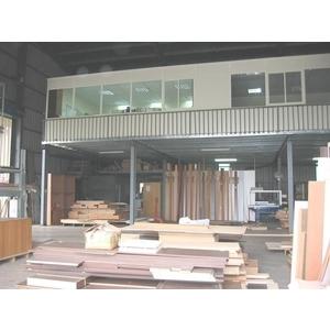 廠房閣樓辦公室隔間 - 優力特裝潢工程有限公司